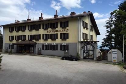 Kurzzeitmiete, Zweitwohnsitz - Appartement (203) auf der Hohen Wand mit 20,15 m² - Preis all incl.