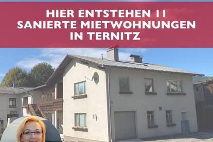 Vorankündigung: Hier entstehen 11 Top sanierte Mietwohnungen in Ternitz!