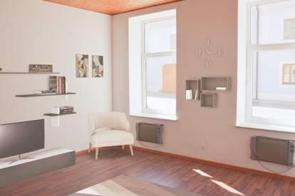 Renovierte Mietwohnung in Schottwien mit 51,73 m² (Top 3)