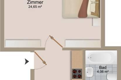 Single Mietwohnung in 2630 Ternitz (Top 3)