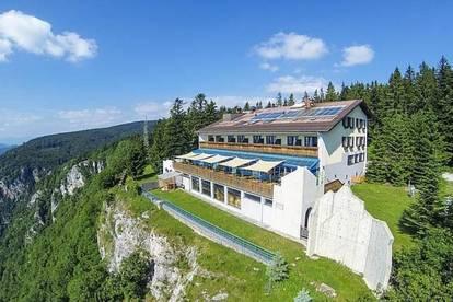 Pure Natur, Rückzugsmöglichkeit - Appartement (207) mit 27,32m² mitten auf der Hohen Wand!