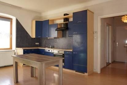 Provisionsfrei - Teilmöblierte Mietwohnung mit Küche und 2 Schlafzimmer in Lichtenwörth!