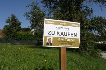 CAMPO-GRUNDSTÜCK: 637 m2 Baugrundstück in Rotheau