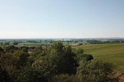 CAMPO-GRUNDSTÜCK: Ruhepol in malerischer Landschaftslage