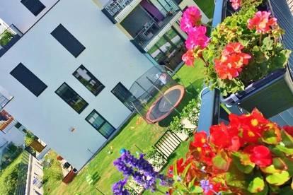 NEUWERTIG – 4 Zimmer – Loggia – Tiefgarage inkl.