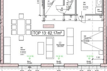 GENOSSENSCHAFTSWOHNUNG in Strasshof - Top 13