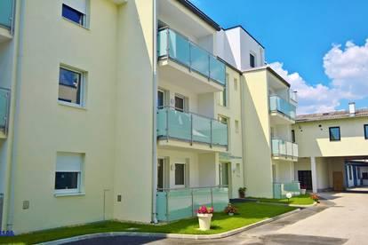 Baujahr 2019 - 3 Zimmer - Loggia - zzgl. Heizung