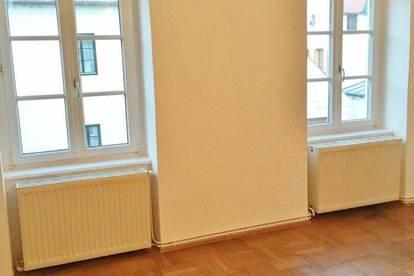 sonnige 2 Zimmer Wohnung in Zentrumsnähe