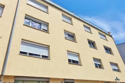 Tolle Lage – Terrasse – vermietete Wohnung aus Verlassenschaft