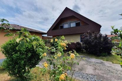 Gepflegtes Einfamilienhaus mit Nebengebäude! Ruhelage in Feldkirchen bei Graz - Video auf der Homepage!