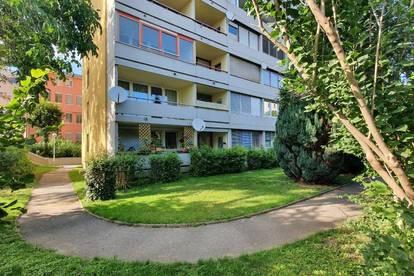 Tolle 3-Zimmer-Wohnung in Graz mit Pool und Dachterrasse! - KfZ-Abstellplatz - Video auf der Homepage!