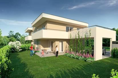 SCHLÜSSELFERTIG! - Moderne Doppelhaushälfte - Neubau in sonniger Lage - Haus 1