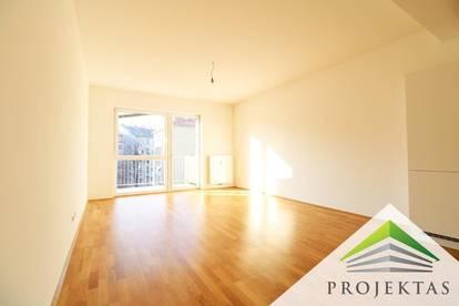 Schöne 3 Zimmer-Neubauwohnung mit Küche & Balkon in ruhiger Zentrumslage