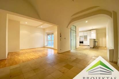 3-Zimmer Ergeschoss-Wohnung mit hochwertiger Ausstattung und Sauna