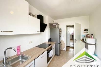 Gepflegte 2 Zimmerwohnung mit Küche am Bindermichl