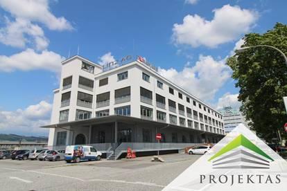 Moderne Bürofläche im Linzer Hafenviertel  - ab sofort zum ERSTBEZUG