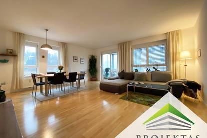Moderne 4-Zimmer Wohnung mit 2 Bädern und großer Loggia