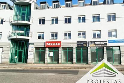 gut sichtbares Geschäftslokal direkt an der Wienerstraße nähe WIFI ab sofort verfügbar!