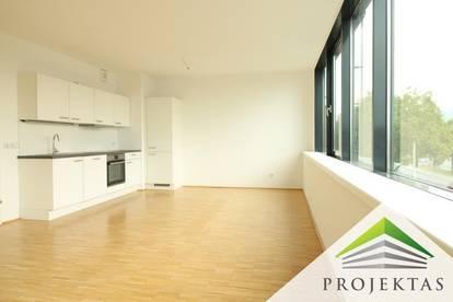 Schöne 2 Zimmerwohnung in moderner Wohnanlage in Linz-Urfahr!