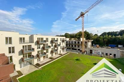 """""""BHome"""" - Spektakuläres 3-Zimmer Penthouse mit 180° Terrasse am Fuße des Hummelhofwaldes!"""