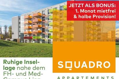 Elegante vollmöblierte 2 Zimmer Wohnung - Nähe Medizinuni! - Jetzt als BONUS: 1 Monat mietfrei!