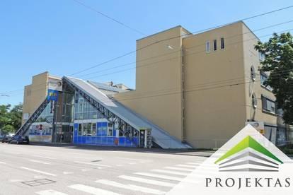 Klimatisierte Bürofläche in der Innenstadt mit ca. 250 m² ! Tiefgarage und Lager anmietbar!