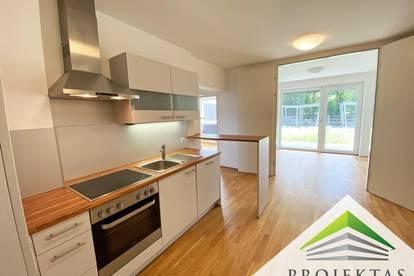 Perfekt für WG's! 4 Zimmer-Gartenwohnung mit Küche! - Jetzt als BONUS: 1 Monat mietfrei!