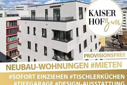 KAISERHOF 2   Premium-Wohnung zum Erstbezug - PROVISIONSFREI   360° Rundgang online!