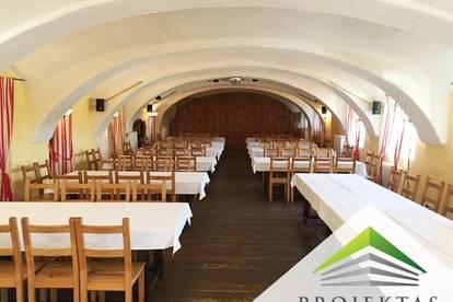 Schöne Gewölbe Halle für Atelier mit Büromöglichkeit zu mieten