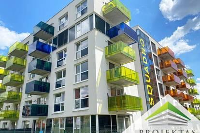 1 Monat gratis im SQUADRO: Nette 2 Zimmerwohnung nahe dem FH & Med-Campus!