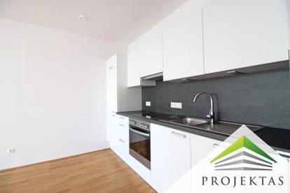 Moderne 2 Zimmer-Neubauwohnung mit Loggia und Küche