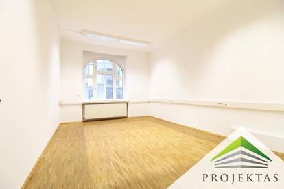 Ruhiges Altbau-Büro in der Linzer Innenstadt - ab sofort verfügbar