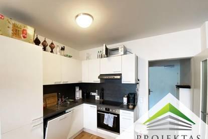 Tolle 2 Zimmerwohnung mit Küche und Balkon in Linz