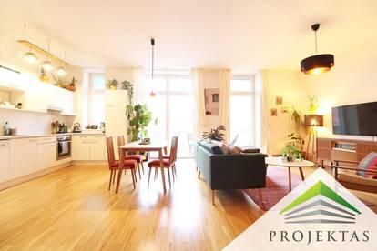 Wunderschöne 2 Zimmerwohnung mit Küche & Balkon in bester Urfahraner Zentrumslage!