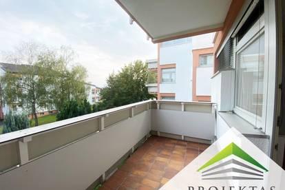 Familienwohnung mit Balkon in Hörsching!