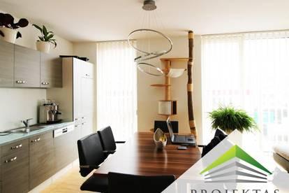 Moderne 3 Zimmerwohnung mit Küche und Balkon!