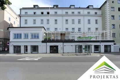 Am Eingang zur Altstadt: 215 m² Fläche mit besonderem Flair!