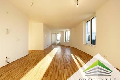 Urban Living im ONE Gallneukirchen - provisionsfreie 4 Zimmer Wohnung mit großer Loggia! Jetzt mit 360°Grad Rundgang!