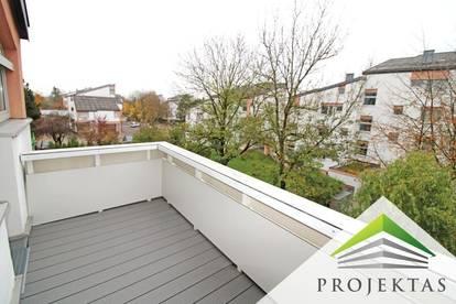 Sehr gepflegte 4 Zimmerwohnung in Hörschinger Ruhelage - teilsaniert mit Balkon und Terrasse!