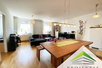 Hochwertige 3 Zimmerwohnung mit Küche & Balkon in der Linzer Innenstadt - Nähe Landstraße