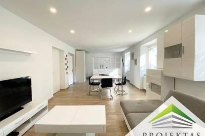 Vollmöblierte 2 Zimmer-Wohnung mit Küche im Linzer Makartviertel