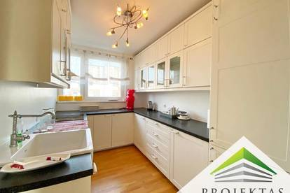 120 m² Familienwohnung mit Terrasse in Ruhelage!
