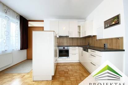 Vollmöblierte Single-Wohnung mit Loggia am Fuße des Pöstlingbergs