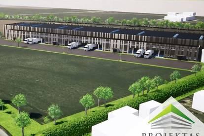 Planen Sie mit! LogisticAREA Stadlhof - Neubau Gewerbeflächen in Wels