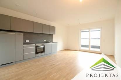 Moderne DG-Wohnung am Fuße des Froschbergs - 3 Zimmerwohnung mit Küche & großer Loggia! TG-verfügbar!