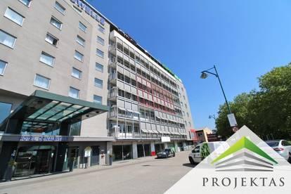 Ihr neu saniertes Büro am Linzer Winterhafen - ca. 370 m² auf einer Ebene