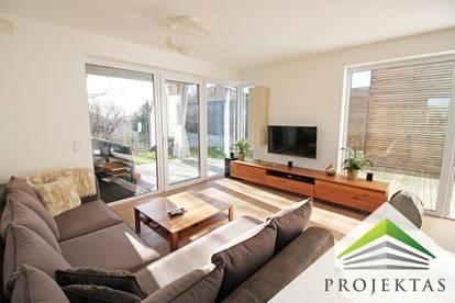 Hochwertigst ausgestattete 3 Zimmer-Gartenwohnung in Neulichtenberg!