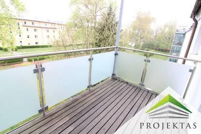 Am Bindermichl: Gepflegte 3 Zimmerwohnung mit Balkon!