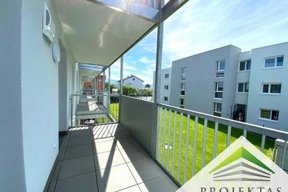 Neubau 3-Zimmerwohnung mit Küche zum Erstbezug in Ottensheim! TG und Außenstellplatz inklusive!