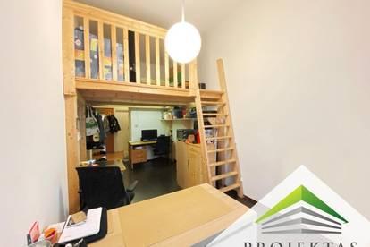 Einzigartige 1 Zimmerwohnung mit Kochnische im ehemaligen Landgraf!